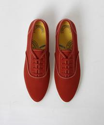 <KEDS×Steven Alan>∴POINTED TOE CHAMPION OXFORD/スニーカー ◆