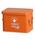 haco!(ハコ)の「フェール・ファーストエイドボックスS(収納グッズ)」|オレンジ