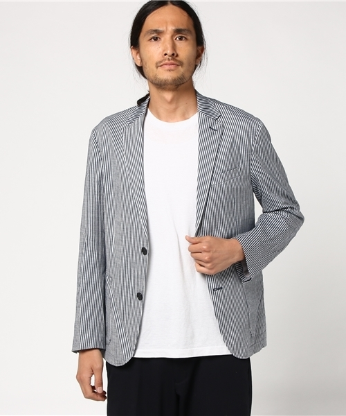 【mate】京都ファブリックテーラードジャケット