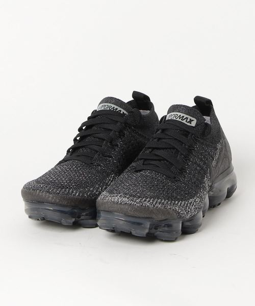 nike air vapormax flyknit 2 black black dark grey anthracite sp