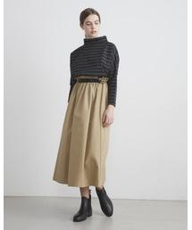 Traditional Weatherwear(トラディショナルウェザーウェア)のBACK 2POCKET GATHERED SKIRT(スカート)
