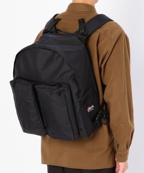 【翌日発送可能】 【BAGJACK】2ポケットデイパック CORDURA(バックパック/リュック)|BAGJACK(バッグジャック)のファッション通販, あだちねっと 美米屋:3d1b79cb --- svarogday.com
