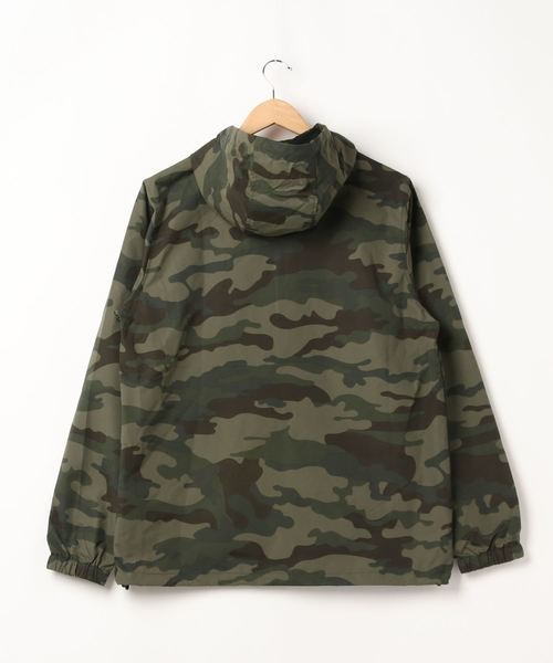 ARCHIVER(アーカイバ)の「【W】【it】【INDEPENDENT】hooded anorak jacket(ブルゾン)」 詳細画像