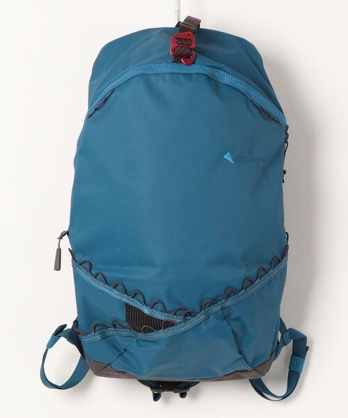 KLATTERMUSEN(クレッタルムーセン)の「【63】【KLATTERMUSEN(クレッタルムーセン)】Bure Backpack 15L(バックパック/リュック)」 ブルー