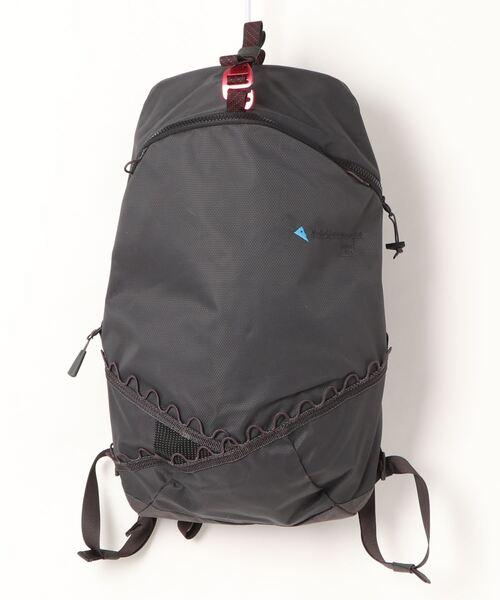 KLATTERMUSEN(クレッタルムーセン)の「【63】【KLATTERMUSEN(クレッタルムーセン)】Bure Backpack 15L(バックパック/リュック)」 ブラック