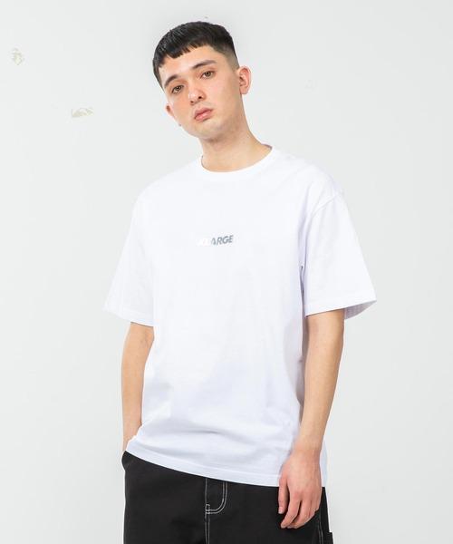 XLARGE(エクストララージ)の「S/S TEE STANDARD LOGO(Tシャツ/カットソー)」|ホワイト