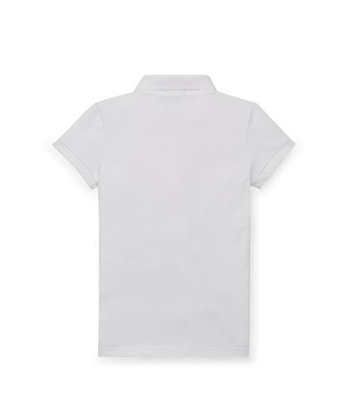 ショートスリーブ メッシュ ポロシャツ
