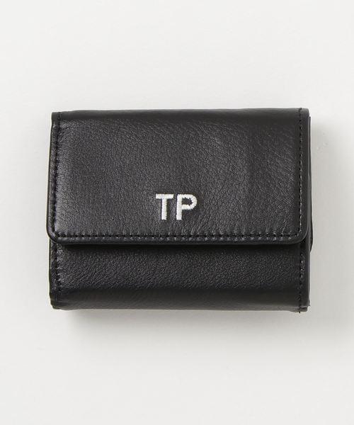 THEATRE PRODUCTS(シアタープロダクツ)の「ソフトキップ ミニウォレット(財布)」 ブラック