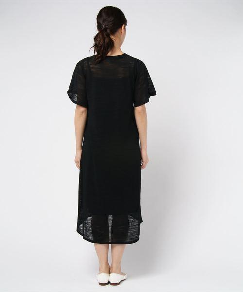 シアースラブセーター ドレス