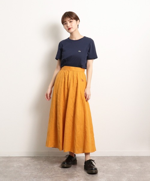 【 LACOSTE / ラコステ 】 Lacoste ラコステ クルーネック 半袖Tシャツ RYZ