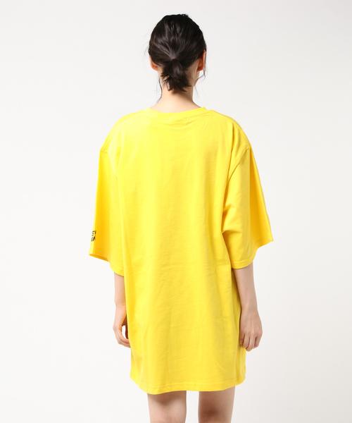 GCDS/ジーシーディーエス/PIKACHU EXTRA Dress TEE