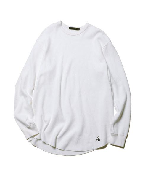 本店は WAFFLE CREW NECK CREW CUTSEWN(Tシャツ NECK/カットソー)|SOPHNET.(ソフネット)のファッション通販, シンプルインテリア:7d65e2e5 --- 5613dcaibao.eu.org