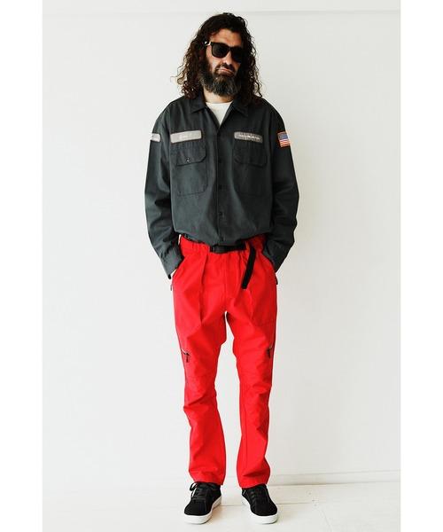 【 MOUNTAIN SMITH / マウンテンスミス 】2019AW CLIMBING ZIP PANTS