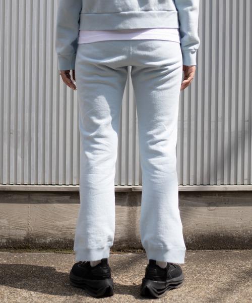forget-me-nots(フォーゲットミーノッツ)の「forget-me-nots フォーゲットミーノーツ ESSENTIAL SLIT SWEAT PANTS FMN210011(その他パンツ)」|詳細画像