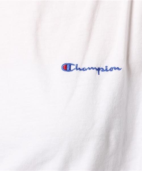 【CHAMPION】ノースリーブワンピース