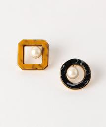 ○ADER.bijoux RETRO フェイクパールイヤリング / アデル ビジュー
