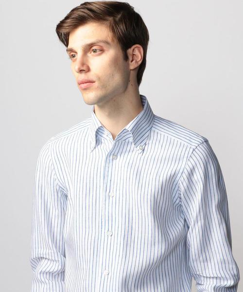 最新な リネンシャンブレー ドレスシャツ ワンピースボタンダウン ドレスシャツ ONEPIECE-BD(シャツ TOMORROWLAND/ブラウス)|TOMORROWLAND(トゥモローランド)のファッション通販, 質屋かんてい局上尾駅前店:3d292046 --- kredo24.ru