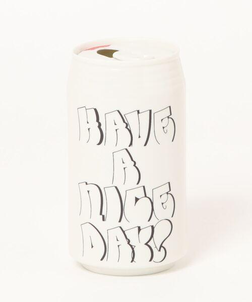 【JACKSON MATISSE/ジャクソンマティス】マルヒロ KEEPWARE×JM HAVE A NICE DAY!缶 花瓶