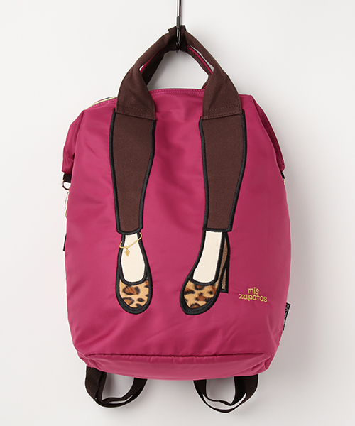 【mis zapatos】アンクレットリュック