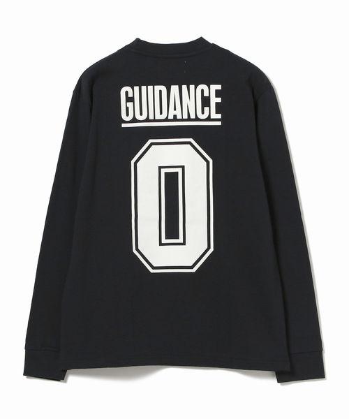 LACK OF GUIDANCE / Vinnie Long Sleeve Tee