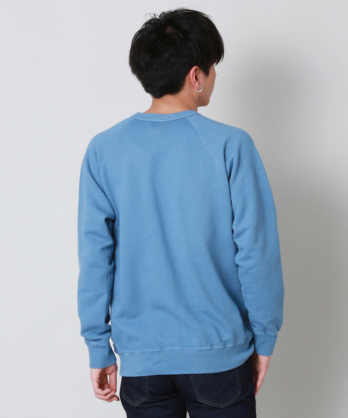 Good On RAGLAN CREW SWEAT GOBW-101