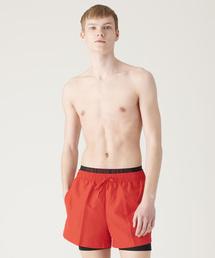 Calvin Klein(カルバン・クライン)の【CALVIN KLEIN SWIMWEAR】インテンス パワー ショート ジャマー コンビ(水着)
