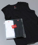 HANES | 【Hanes FOR BIOTOP】Sleeveless T-Shirts(カラー)(Tシャツ・カットソー)