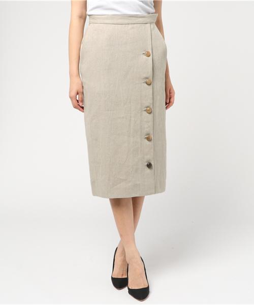 人気が高い 【セール】【VINCA TOKYO】Linen warp warp skirt(スカート)|VINCA TOKYO(ヴィンカトーキョー)のファッション通販, モダンベーシック[modern basic]:2bf52e95 --- hausundgartentipps.de