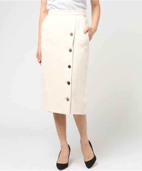 【正規取扱店】 【セール】【VINCA TOKYO warp】Linen warp skirt(スカート)|VINCA セレクト,STUDIOUS TOKYO(ヴィンカトーキョー)のファッション通販, お手頃価格:c922101e --- hausundgartentipps.de