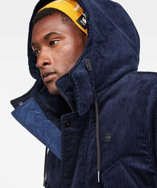Vodan teddy padded Hooded Jacket