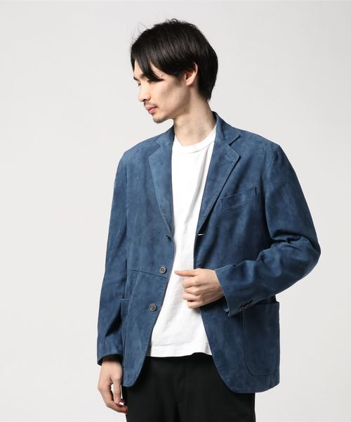 【ついに再販開始!】 CINQUANTA:SINGLE TAILORED JACKET, イエソン 42815edb
