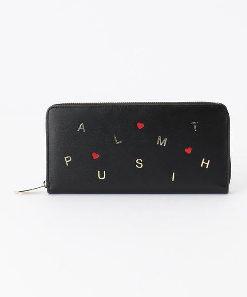 Paul Smith(ポールスミス)の「ポールスミスレターズ 長財布(ラウンドジップ)(財布)」|ブラック系