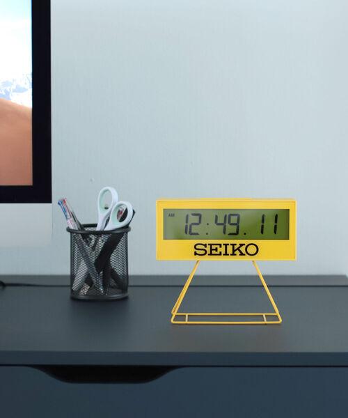 SEIKO / SPORTS TIMER CLOCK MIDIUM