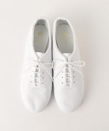 <CROWN> ホワイト JAZZ SHOES