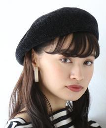 モールヤーンベレー(ベレー帽)