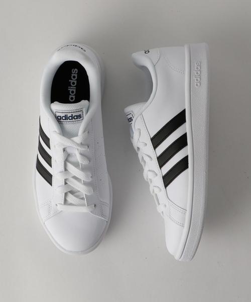 【展開店舗限定】adidas(アディダス)GRANDCORT