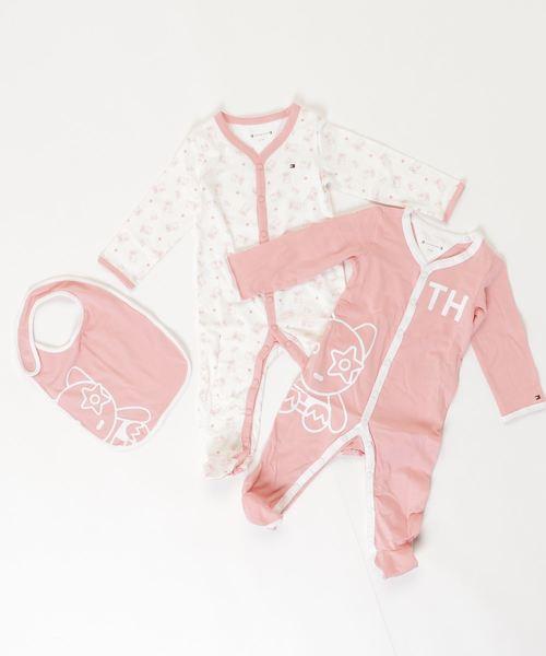 【国内発送】 Baby マスコットギフトボックス(ロンパース) TOMMY|TOMMY HILFIGER(トミーヒルフィガー)のファッション通販, キタツルグン:901c5b5f --- fahrservice-fischer.de