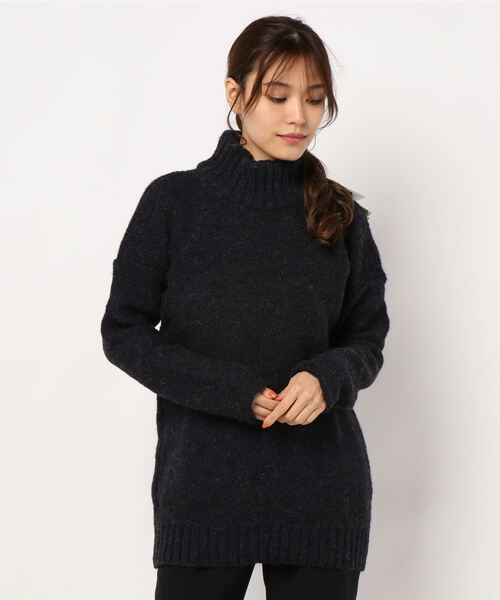 【最安値】 【MACALASTAIR】BRICKROW LADIES/レディースハイネックセーター(ニット/セーター) MACALASTAIR(マカラスター)のファッション通販, オクシリチョウ:33a02173 --- 888tattoo.eu.org