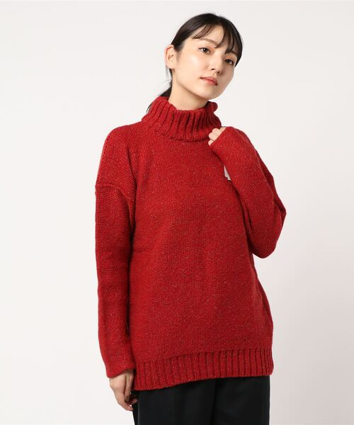 【激安アウトレット!】 【MACALASTAIR】BRICKROW LADIES/レディースハイネックセーター(ニット/セーター)|MACALASTAIR(マカラスター)のファッション通販, タクマチョウ:acb9bafc --- 888tattoo.eu.org