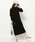 BARNYARDSTORM(バンヤードストーム)の「BARNYARDSTORM / 【otonaMUSE12月号掲載 佐田真由美さん着用】ケーブルアシメワンピース(ワンピース)」|詳細画像