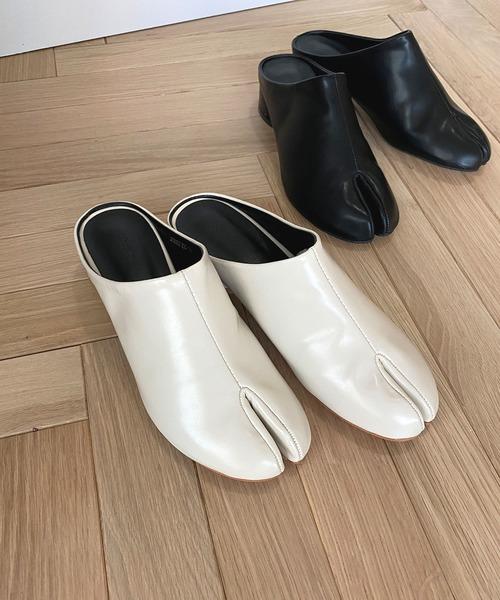 【chuclla】Tabi sabo shoes sb-6 chs54