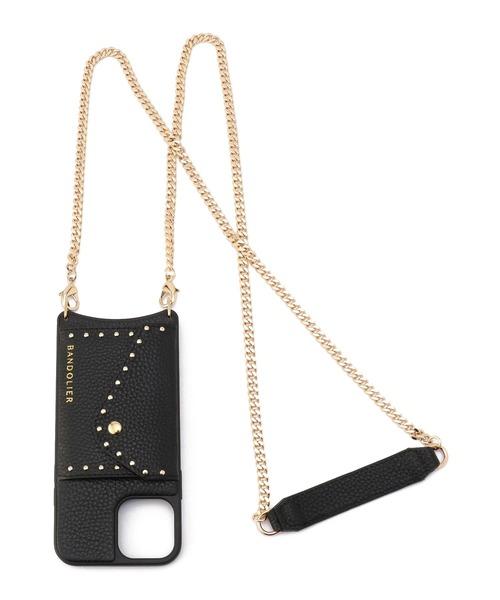 BANDOLIER / 'MONA SIDE SLOT' iPhone 12/12 Pro ケース