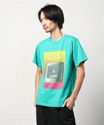 ALDIES(アールディーズ)のWicked TV T / ウィッケドテレビT(Tシャツ/カットソー)