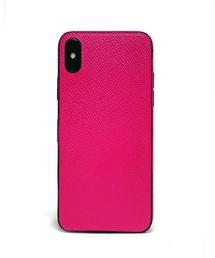 DUB MAGIC ダブマジック iphone XS レザージャケット アイフォンケース(モバイルケース/カバー)