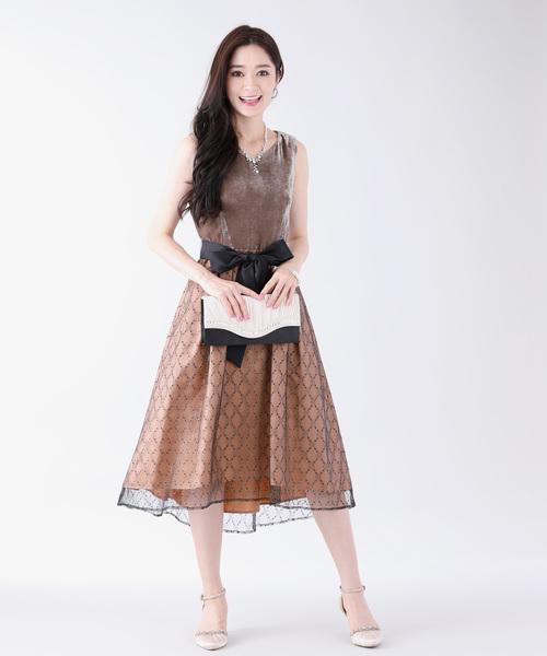最新入荷 BLUEEASTベロア×ラメチュールパーティードレス・結婚式ワンピース(ドレス)|BLUEEAST(ブルーイースト)のファッション通販, ピンクプードル:d7f9f5be --- rise-of-the-knights.de