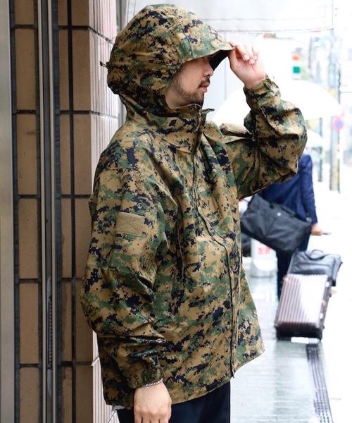 U.S MILITARY/ユーエスミリタリー USMC HARDSHELL PARKA