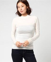 【LEMAIRE】 ハイネック ニット プルオーバー(ニット/セーター)