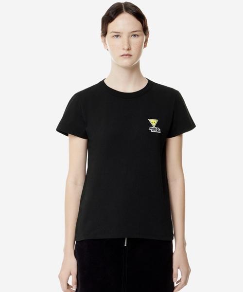 安い購入 TEE-SHIRT TRIANGLE KITSUNE FOX PATCH(Tシャツ FOX/カットソー) KITSUNE,メゾン|MAISON KITSUNE(メゾンキツネ)のファッション通販, milieu:8db1d3fc --- munich-airport-memories.de