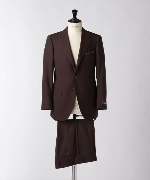 <SOVEREIGN(ソブリン)>  ブラウン 3B  スーツ