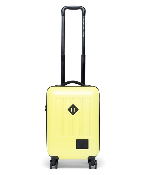 Herschel Supply(ハーシェルサプライ)の「Trade Luggage   Carry-On 34L スーツケース キャリーケース(スーツケース/キャリーバッグ)」 イエロー